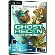 Tom Clancy's Ghost Recon Advanced Warfighter (PC DVD) [Importación inglesa]