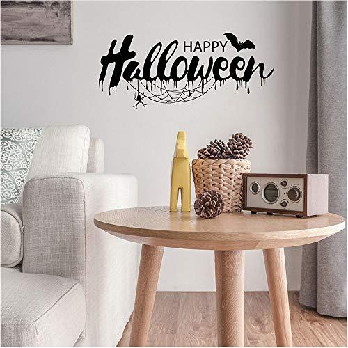 Shuyinju Halloween Hexe Hintergrund Dekoriert Wohnzimmer Schlafzimmer Wandaufkleber Grim Rea Neue Ankunft