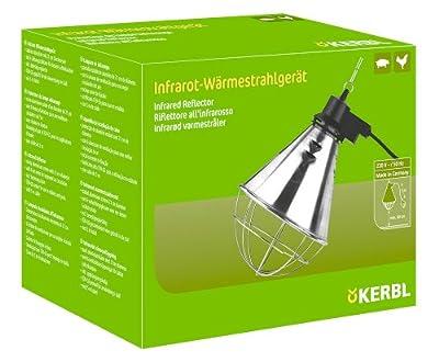 Kerbl 22318 Infrarot-Wärmestrahlung Alu 5 m Kabel von Kerbl auf Du und dein Garten