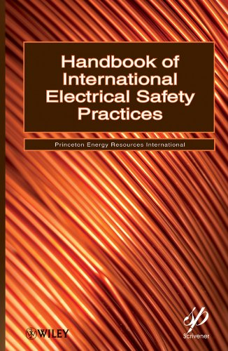 Handbook of International Electrical Safety Practices (Wiley-Scrivener 17) (English Edition) -