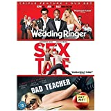 Bad Teacher & Sex Tape & The Wedding Ringer