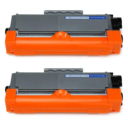 Aoioi TN 2320 Compatibile TN-2320 TN2320 Toner Nero Alta Capacit Compatibili Sostituzione per Brother MFC-L2700DW MFC-L2740DW MFC-L2720DW DCP-L2500D HL-L2340DW HL-L2300D DCP-L2520DW DCP-L2540DN