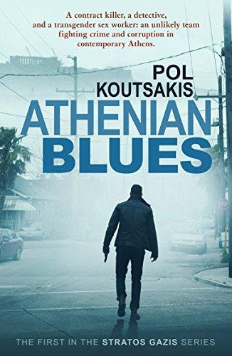 Athenian Blues (Stratos Gazis Series Book 1) (English Edition)