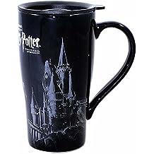 Mondo magico di Harry Potter Hogwarts Castle termica tazza da