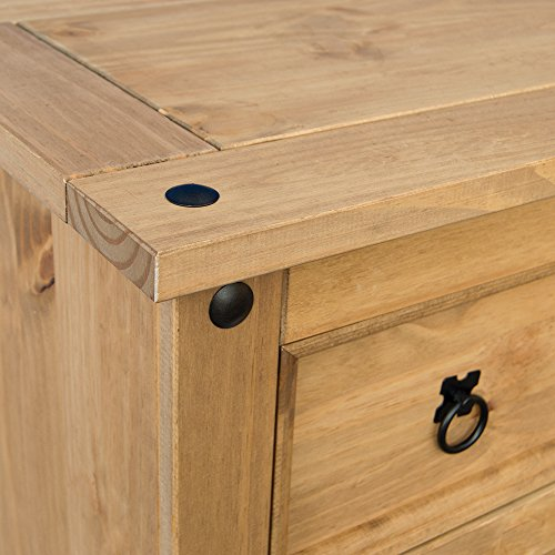 Home Discount Corona 4 Drawer Chest