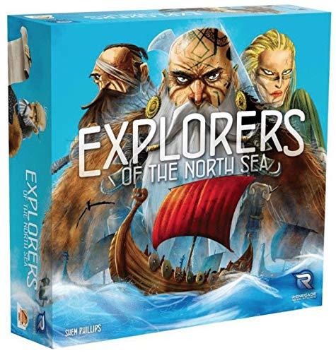 Renegade Game Studios rgs00586-Explorers of The North Sea