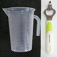 MASOOM MEASURING CUP 500ML & HIGH QUALITY BOTTLE OPENER