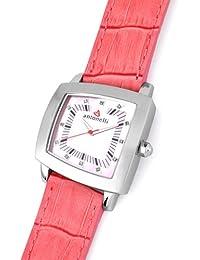 ANTONELLI 960026 - Reloj de Señora movimiento de cuarzo con correa de piel