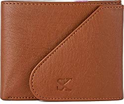 Styler King Boys Tan Artificial Leather Wallet��(6 Card Slots)