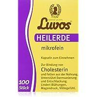 Luvos Heilerde mikrofein Kapseln, 100 St. preisvergleich bei billige-tabletten.eu