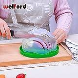 Uniqus 1Pcs Fruit Vegetables 60 Seconds Salad Cutter Bowl Kitchen Salad Maker Bowl Cutter Slicer Make Salad Tool Support Dropshopping