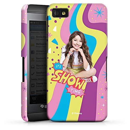 DeinDesign BlackBerry Z10 Hülle Premium Case Cover Disney Soy Luna Girl