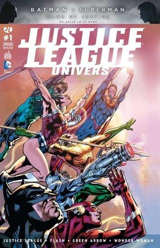 Justice League Univers 01