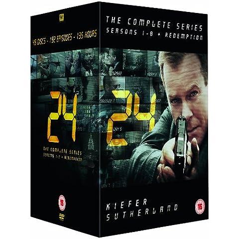 24: Seasons 1-8 & Redemption