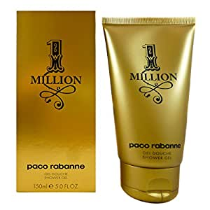 Paco Rabanne One Million homme / men, Duschgel 150 ml, 1er Pack (1 x 150 ml)