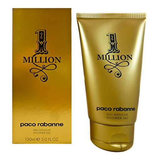 Paco Rabanne One Million homme / men, Duschgel 150 ml, 1er Pack (1 x 150 ml)