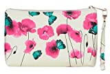 #7: Scoopstreet Women's Cosmetic Bag(Off-White,22056A Ivory-Multi)