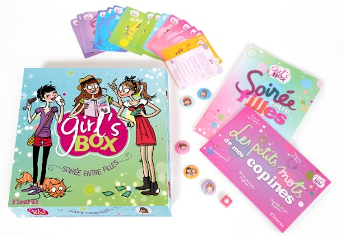 Girl's box : Soire entre filles !