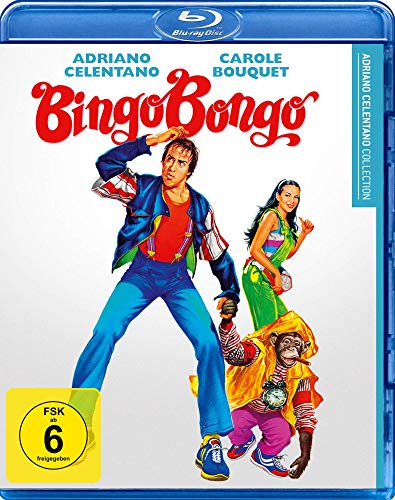 Bingo Bongo - Adriano Celentano Collection [Blu-ray]