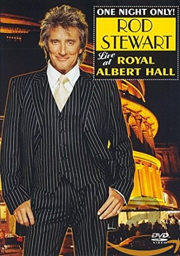 Rod Stewart - One Night Only! Live at Royal Albert Hall (24 Rod)