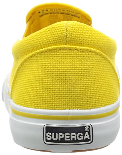 Superga Unisex-Erwachsene 2311 Cotu Low-Top Sunflower