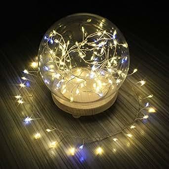 lichterketten 2m 120 led usb betrieb f r weihnachten party hochzeit fest hause deko warmwei. Black Bedroom Furniture Sets. Home Design Ideas