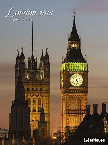 London 2018 - Städtekalender, Posterkalender, Wandkalender - 48 x 64 cm