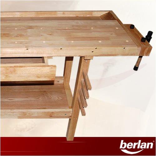 Berlan Werkbank / Hobelbank - SHWB002 - 4