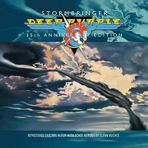 Stormbringer. 35th Anniversary Edition (CD + DVD)