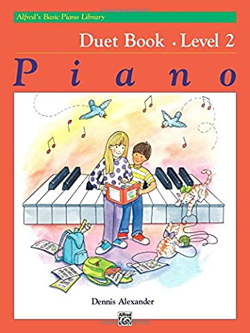 Alfred's Basic Piano Duet Book Lvl 2 --- Piano - Alexander, Dennis --- Alfred Publishing
