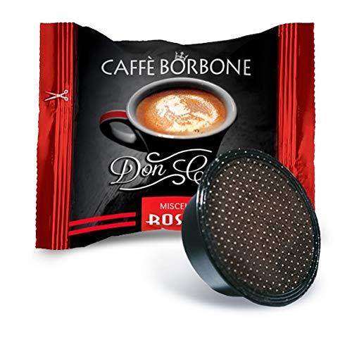 Caffè Borbone, Cápsulas de café (Don Carlo Mezcla Rosa) - 100 Cáps