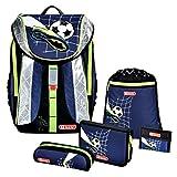 Step by Step Flexline Schulranzen-Set 5-tlg. Top Soccer top soccer