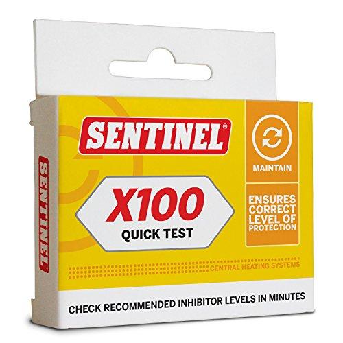 sentinel-x100-test-kit