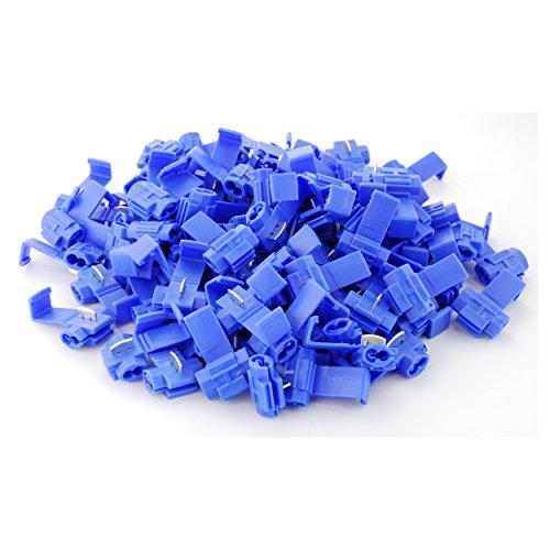 100x-jcl-brand-blue-quick-splice-connectors-25mm-value-pack