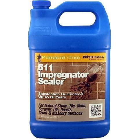 Miracle Sealants 511 Impregnator Sealer Gallon by miracle sealants