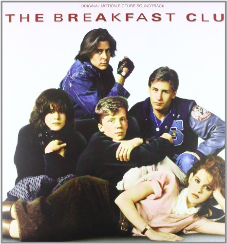 Breakfast Club [With Poster] [Vinyl LP] - Express-film-poster