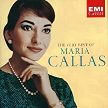The Very Best of: Maria Callas