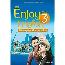 New Enjoy English 3e - Guide pédagogique + fiches