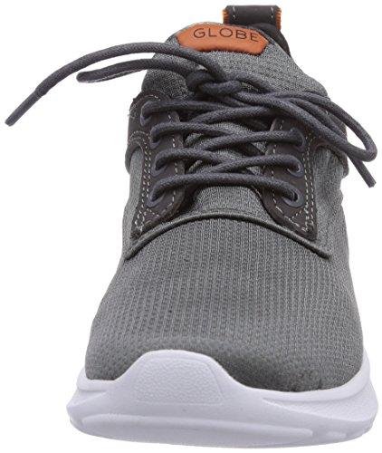 Globe Roam Lyte, Low-Top Sneaker mixte adulte gris (charcoal 15024)
