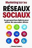 Marketing sur les Réseaux Sociaux : La prospection digitale pour attirer de nouveaux clients