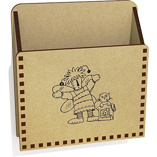 stüm' Hölzern Brief Halter / Box (LH00030807) ()