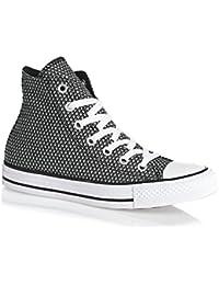 ConverseCtas Hi - Sneakers Mujer , color negro, talla 40 EU
