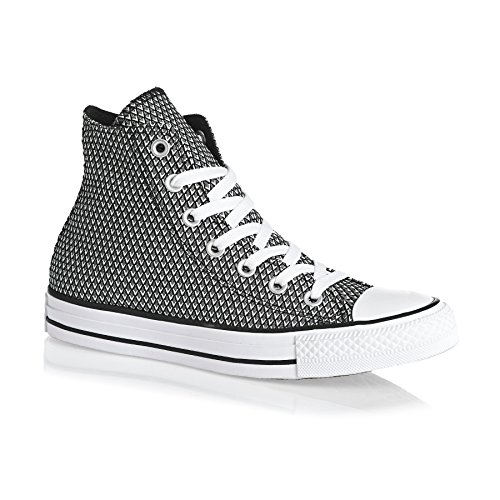 Converse All Star Hi Donna Sneaker Nero BLACK|MULTI