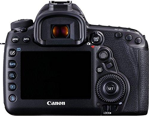 Canon EOS 5D Mark IV 30.4 MP Digital SLR Camera (Black) with EF 24-105mm IS II USM Lens Kit