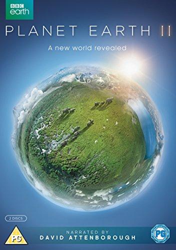 Planet Earth II [2 DVDs] [UK Import]