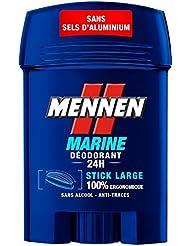Mennen - Déodorant Homme Stick Marine - 50 ml