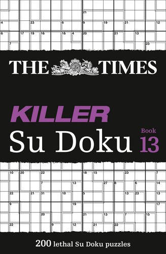 the-times-killer-su-doku-book-13