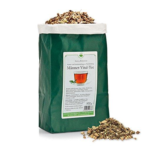 Tee Männer-Vital-Tee mit Süßholz, Zimt, Kardamom, Ingwer, Fenchel, Ginseng 500 g