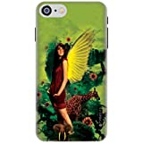 Printland Designer Back Cover for Apple iPhone 7 - Angel Cases Cover best price on Amazon @ Rs. 349