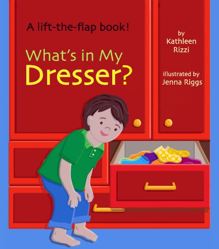 What's in My Dresser? (Baby-brett-buch-kunst)
